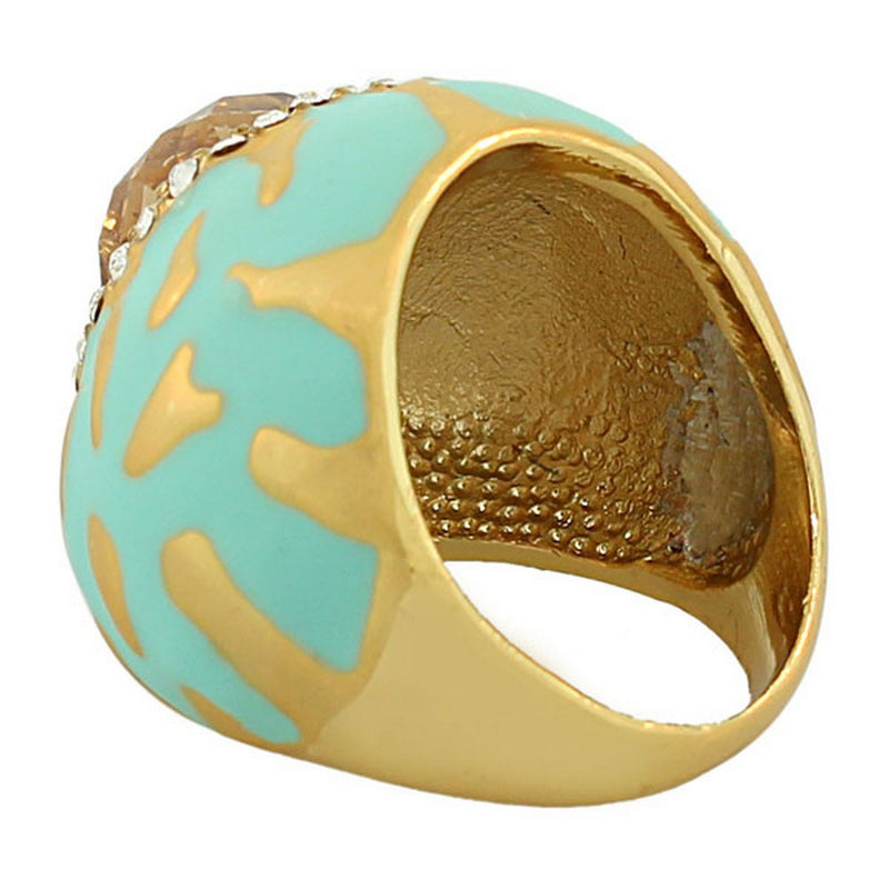 Turquoise Party Ring