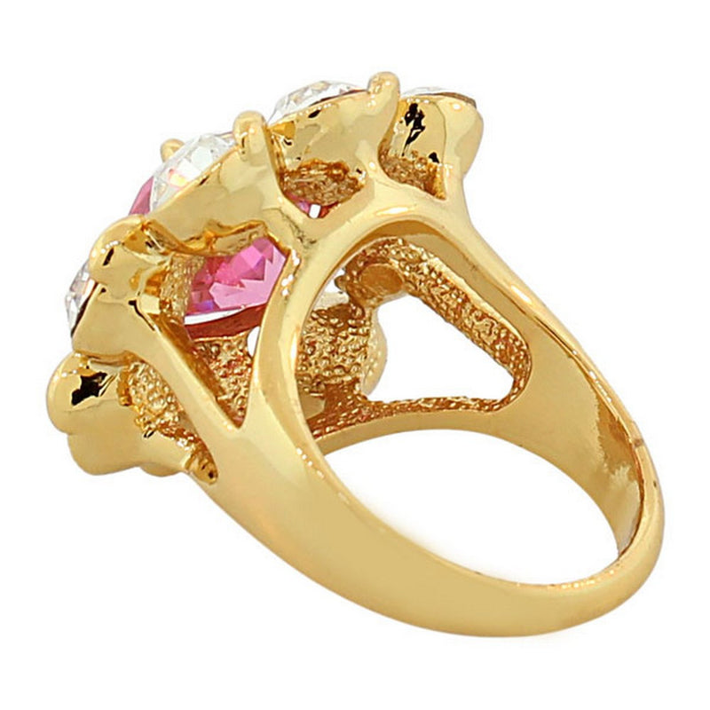 Fierce Floral Ring