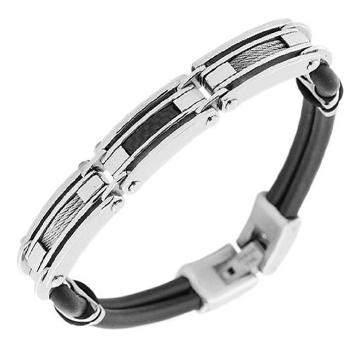 Checkered Center Bracelet