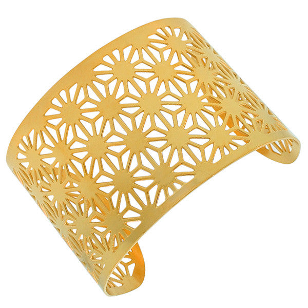 Sunny Cutout Bangle