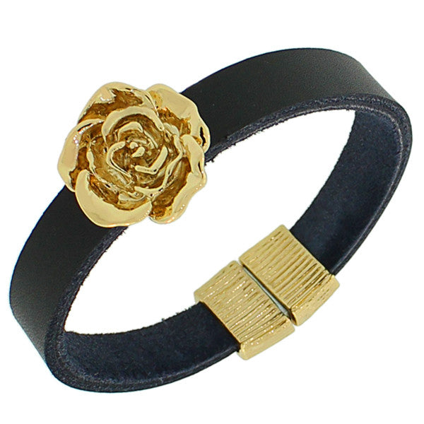 Single Flower Wristband