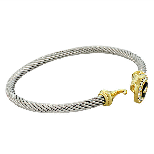 Twisted Cable Evil Eye