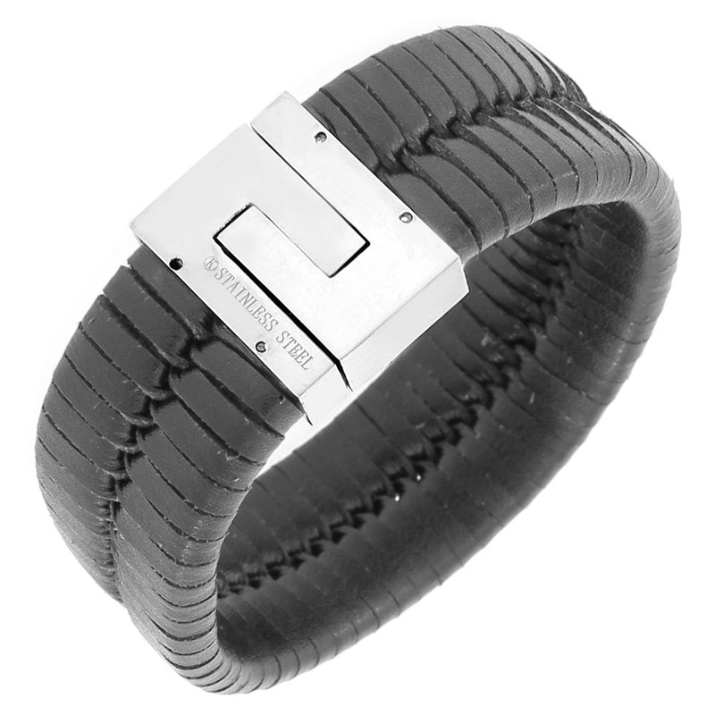 Black Tire Wristband