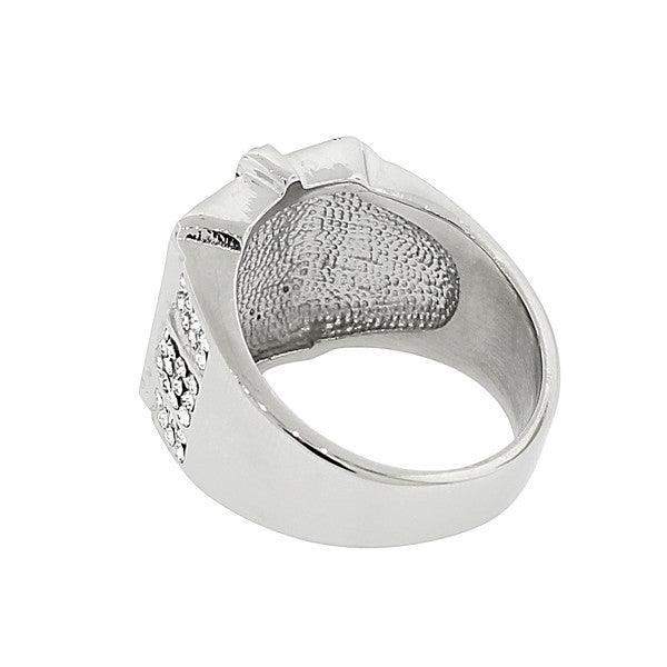 Hip-Hop Men's Ring