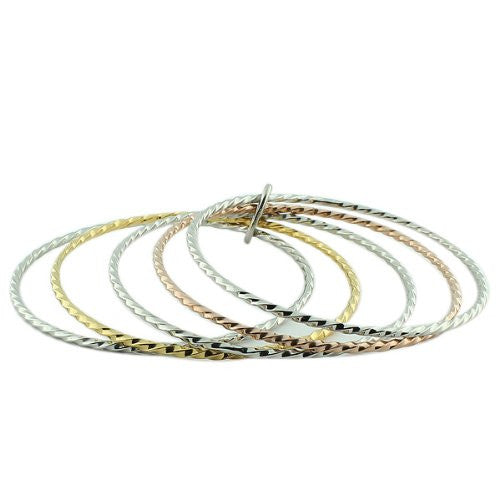 Stackable Metal Bracelet