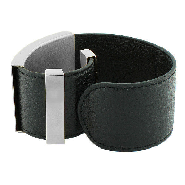 Egyptian Silver Square Wristband