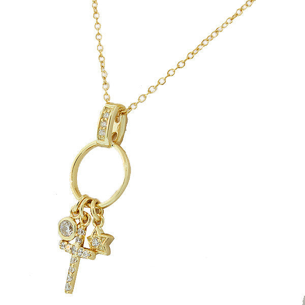 Cross Charm Treasure