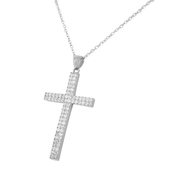 Crystal Finish Cross