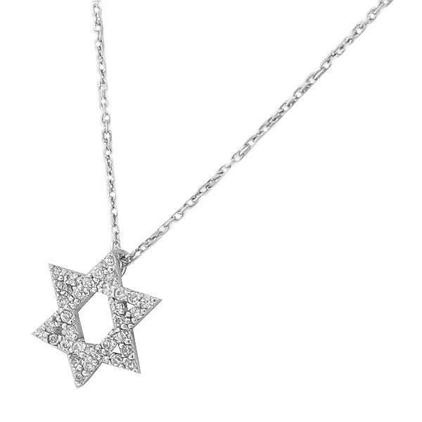 Frozen Star Pendant