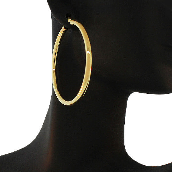 Absolute Gold Hoops
