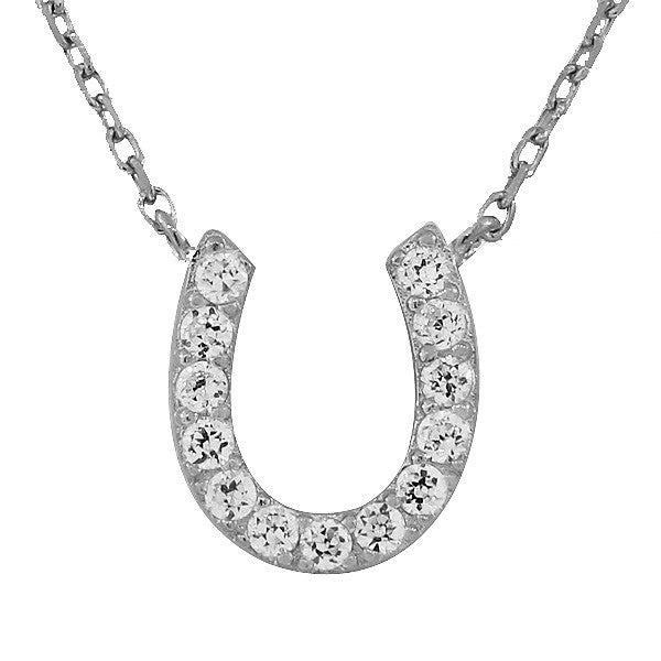 White Horse Shoe Chain