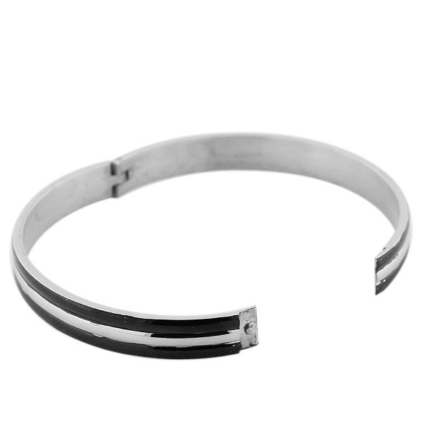 Stainless Stun Bangle