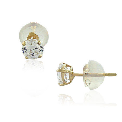 14K Sophisticated Studs