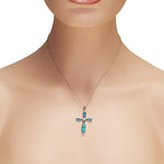 Trendy Cross Pendant