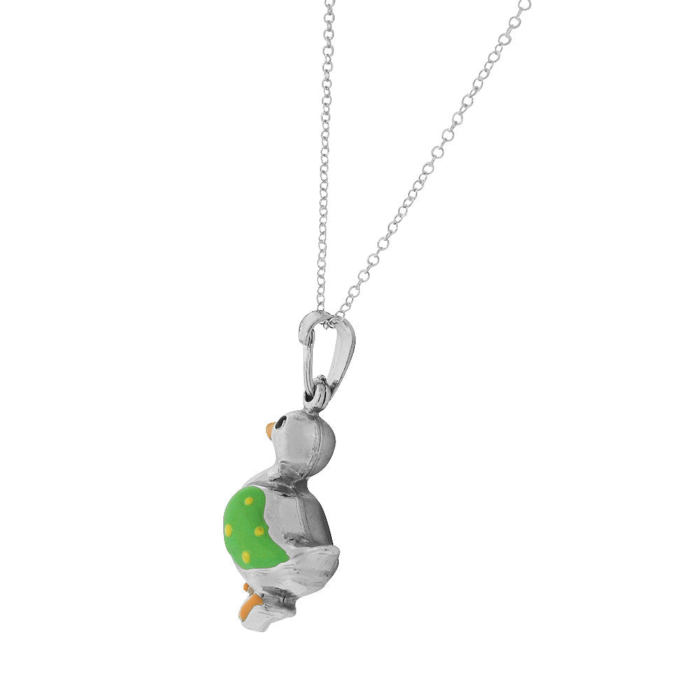 Silly Duck Pendant