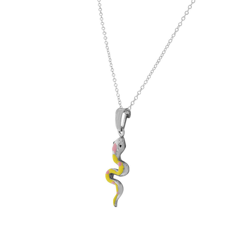 Snake Charming Necklace