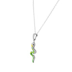 Snake Charms Necklace