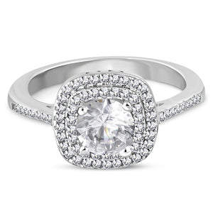 Sparkle Engagement Ring