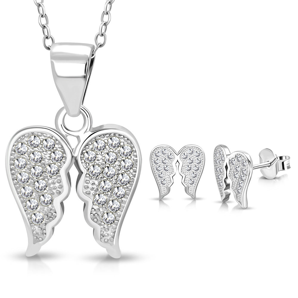 Angel Wings Jewelry Package