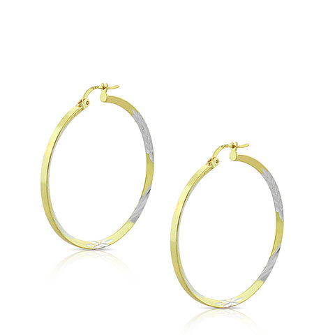Playful Round Hoops
