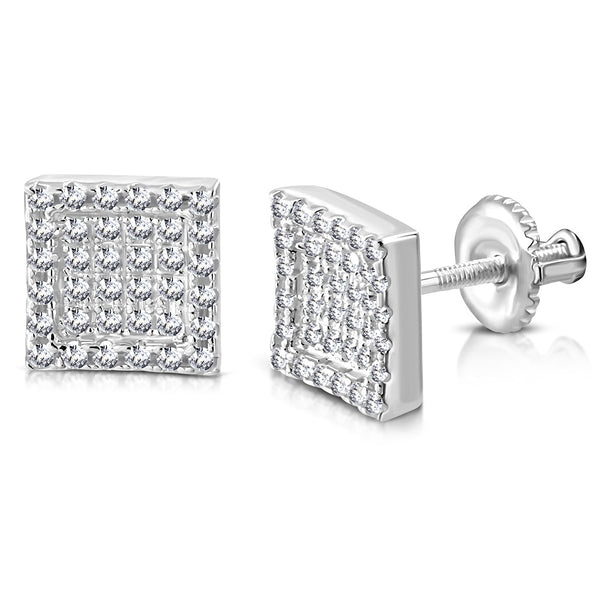 Bling Men's Earrings