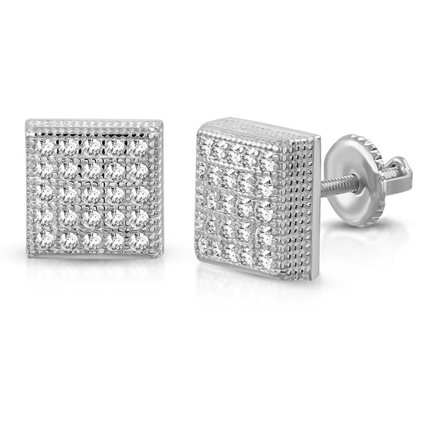 Sterling Men's Earrings