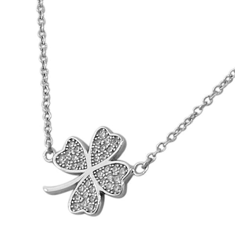 Whit Clover Necklace