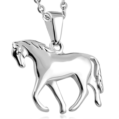 Polished Pony Pendant
