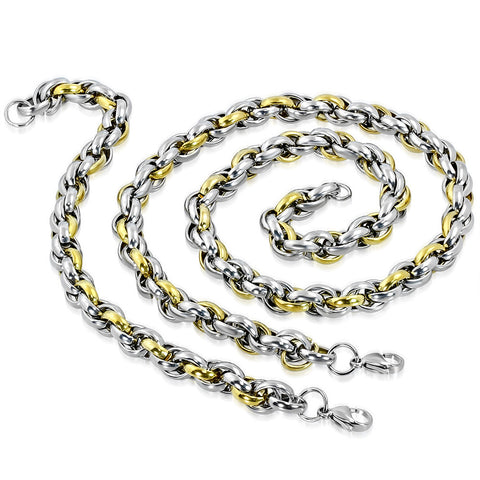 Double Color Chain Set