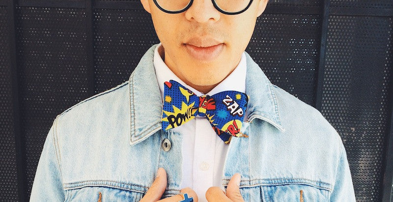 Dressing Geek Chic at SDCC: Guys (Geek Fashion)