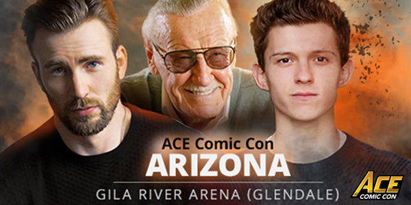 Ace Comic Con in Glendale