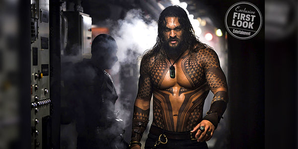 First Look at Aquaman