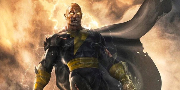 Black Adam Announced!