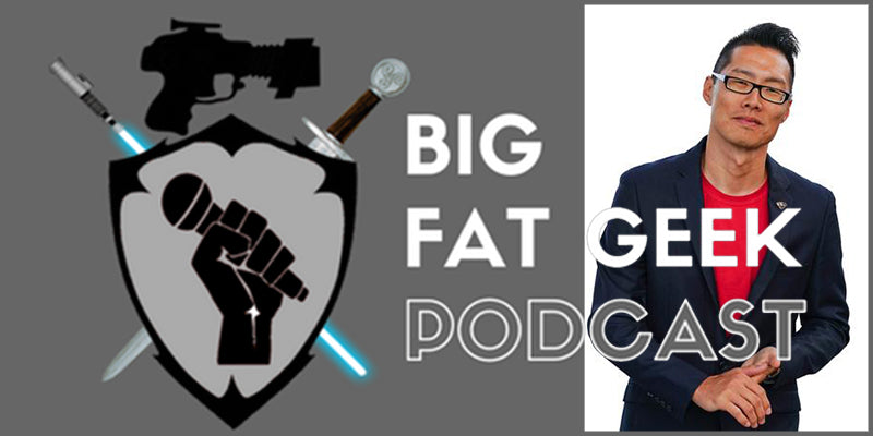 Interview with the Big Fat Geek
