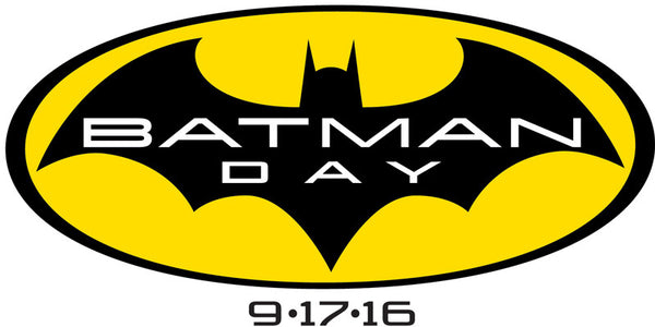 How to Celebrate Batman Day!