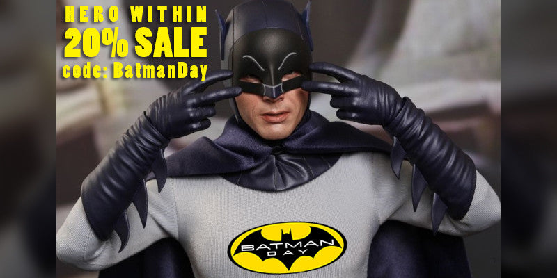 Batman Day Sale!