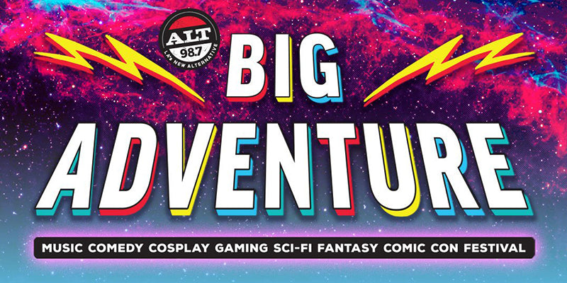 Big Adventure Festival in Costa Mesa