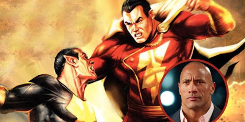 Black Adam & Shazam Movies