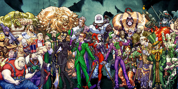 The Most Popular Comic Book Super-Villains of All Times