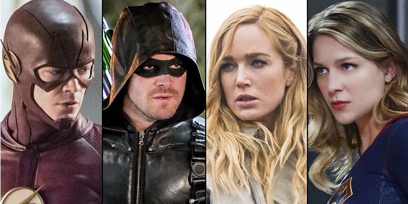 Epic Crossover event planned for the CW!