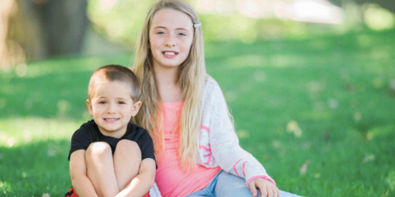Heart Gallery Hero: Carlie and Ryder