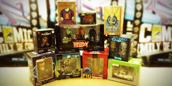 Comic-Con Heroes Swag Giveaway!