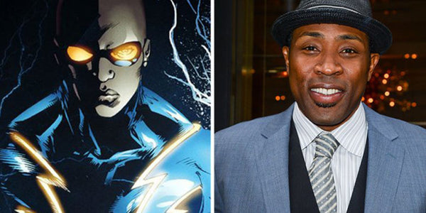Cress Williams Cast As Black Lightning