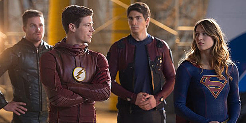 5 Best Moments from the CW Crossovers