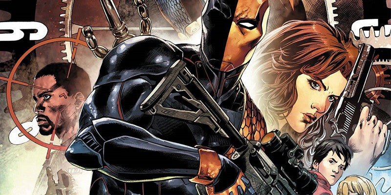 "Wait! Who Is This ""Deathstroke?"""