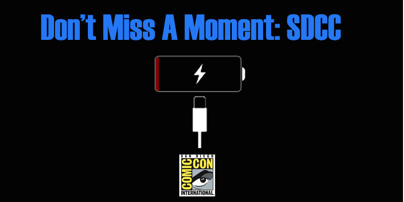 Don't Miss that Magic Moment at Comic Con