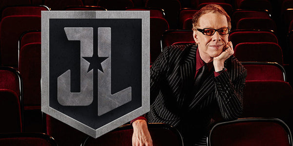 Justice League Score by Danny Elfman