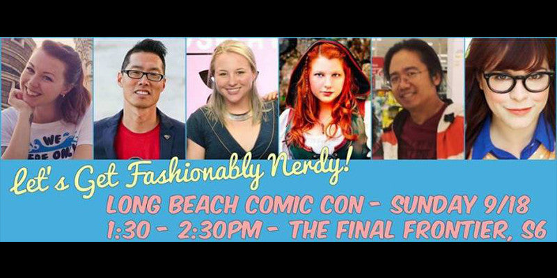Fashionably Nerdy Panel Podcast