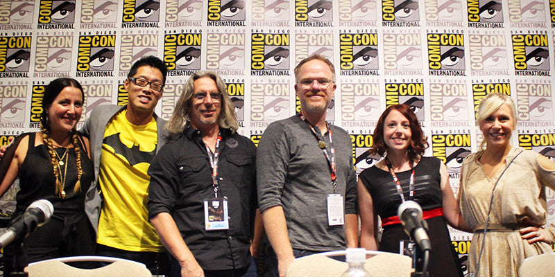 The Business of Geek Fashion Panel at San Diego Comic-Con