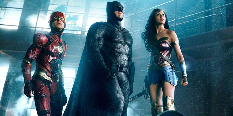 New Justice League Image